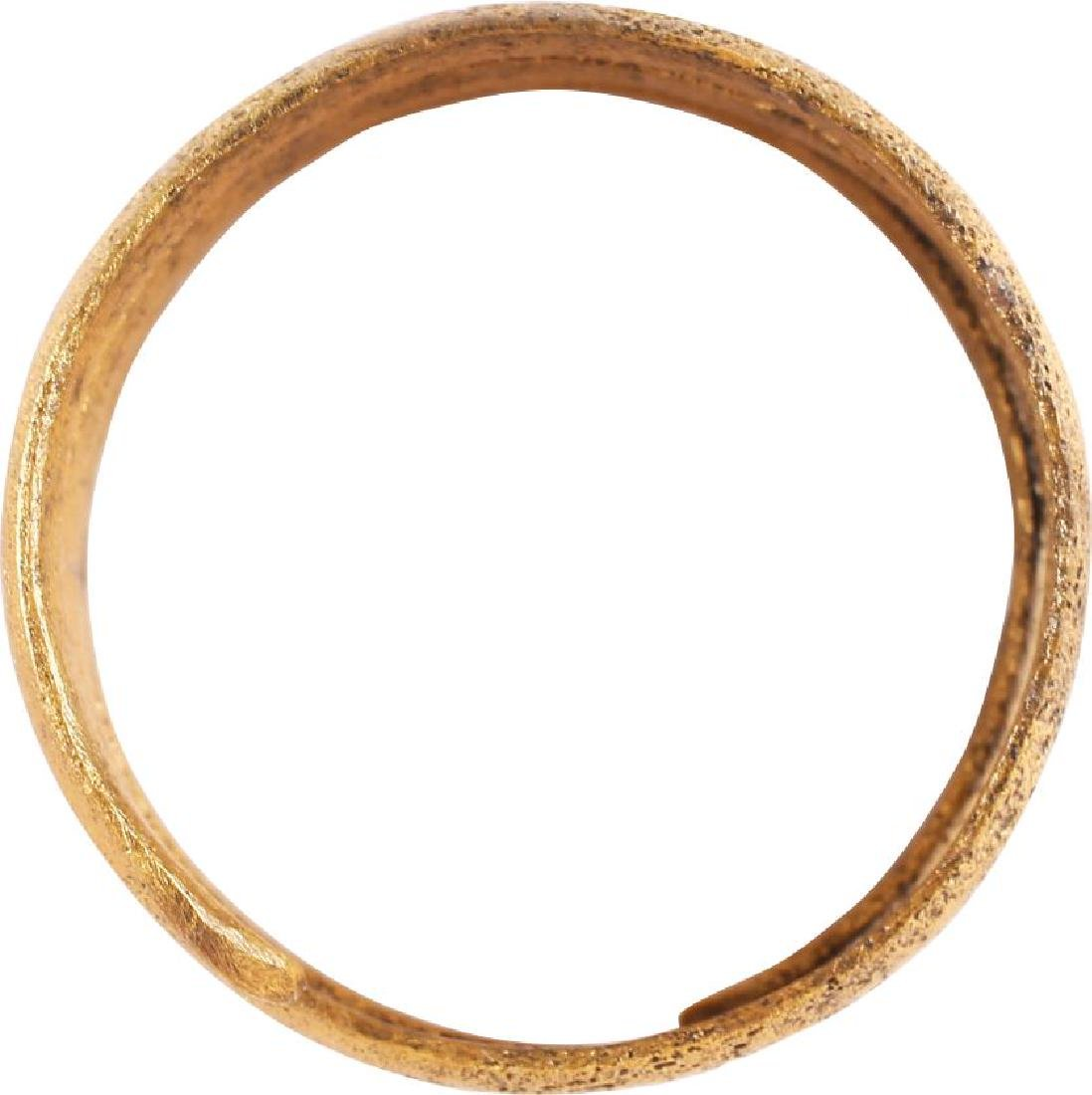 FINE VIKING COIL RING, 10th CENTURY AD - 2