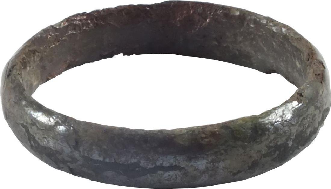 VIKING MAN'S WEDDING RING 850-1050 AD