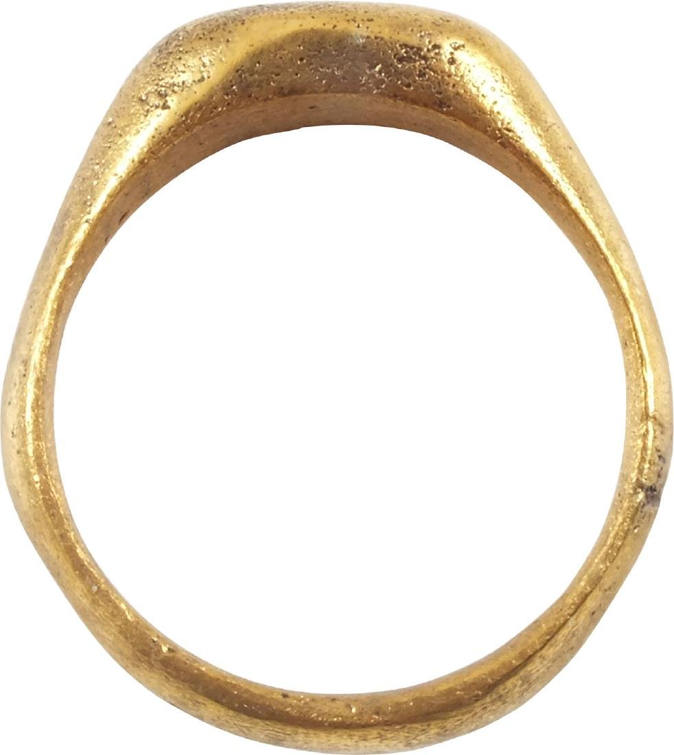 VIKING MAN'S RING, 9th-10th CENTURY AD - 2