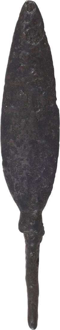 VIKING TANGED ARROWHEAD 850-1050 AD