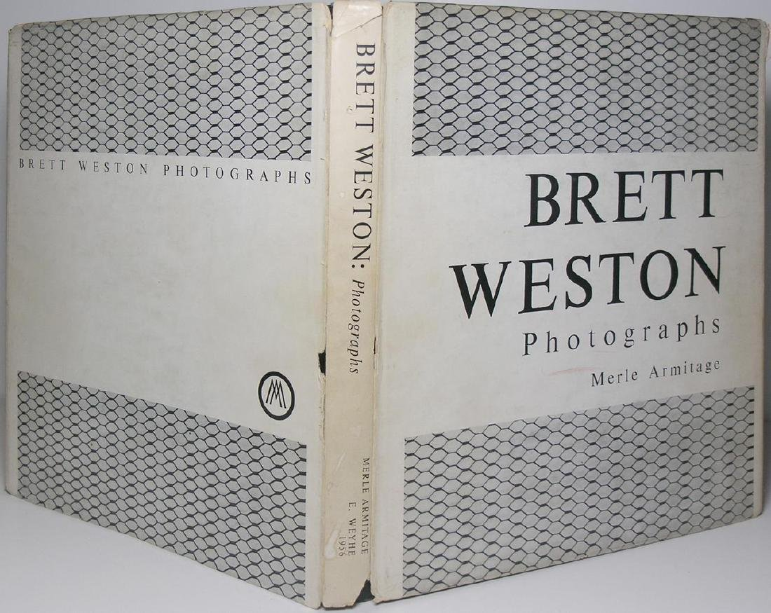 Brett Weston Photographs Merle Armitage 1956