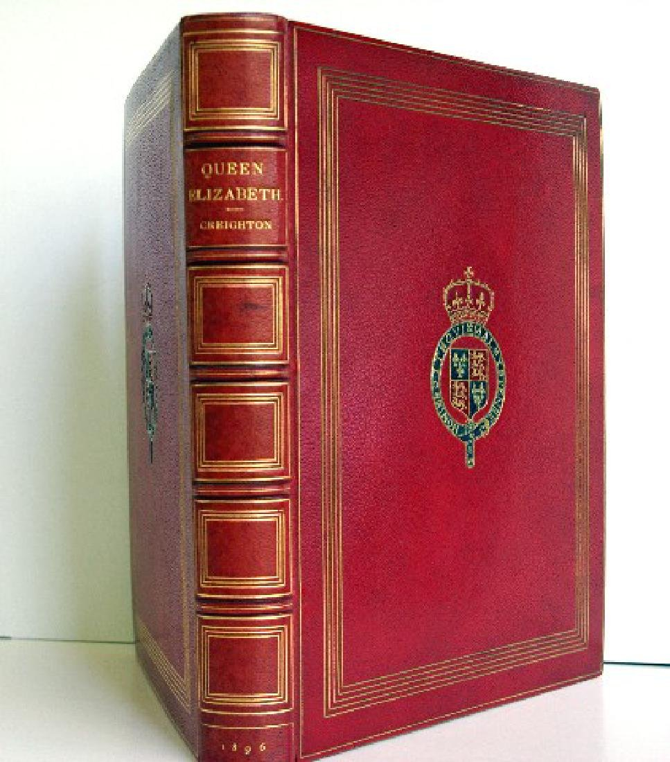 Queen Elizabeth Mandell Creighton Boussod, Valadon 1896