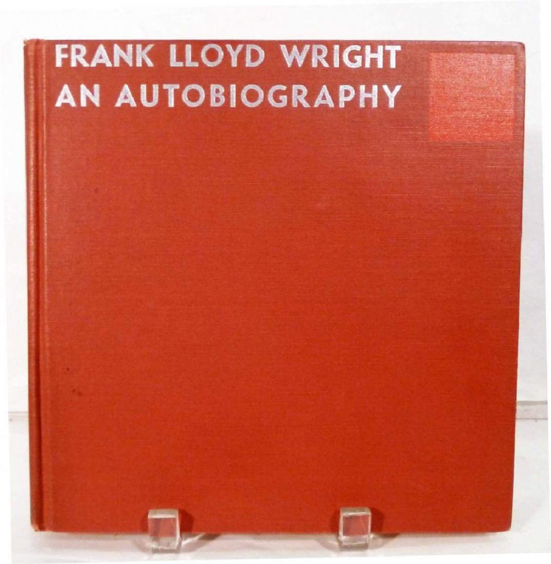 Frank Lloyd Wright, An Autobiography
