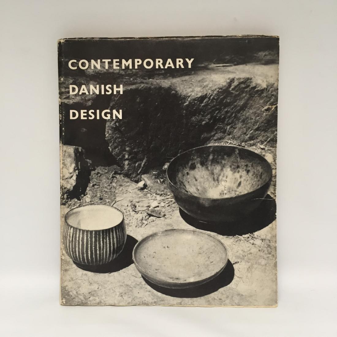 Contemporary Danish Design Arne Karlsen 1960 First Ed