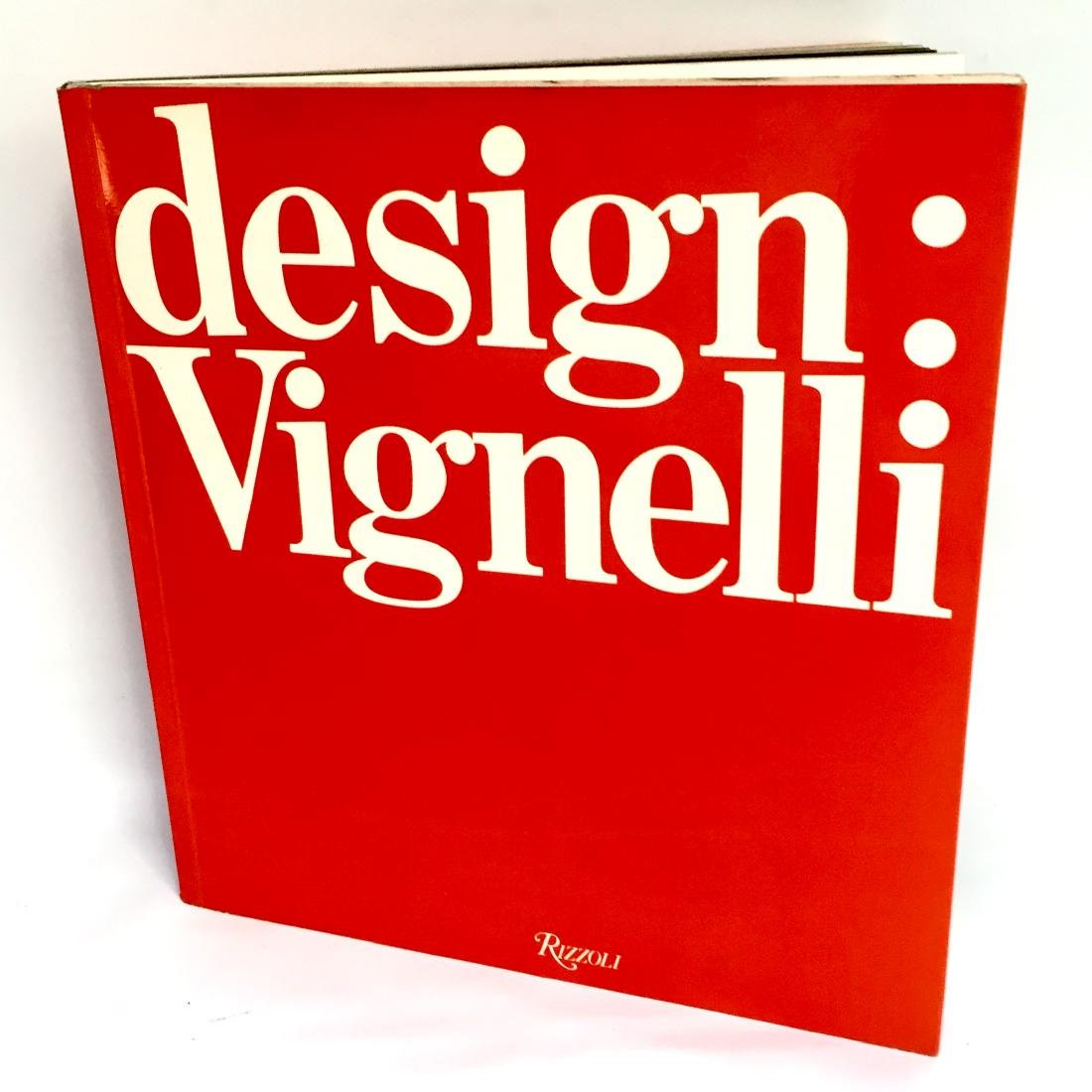 Design Vignelli Germano Celant 1980