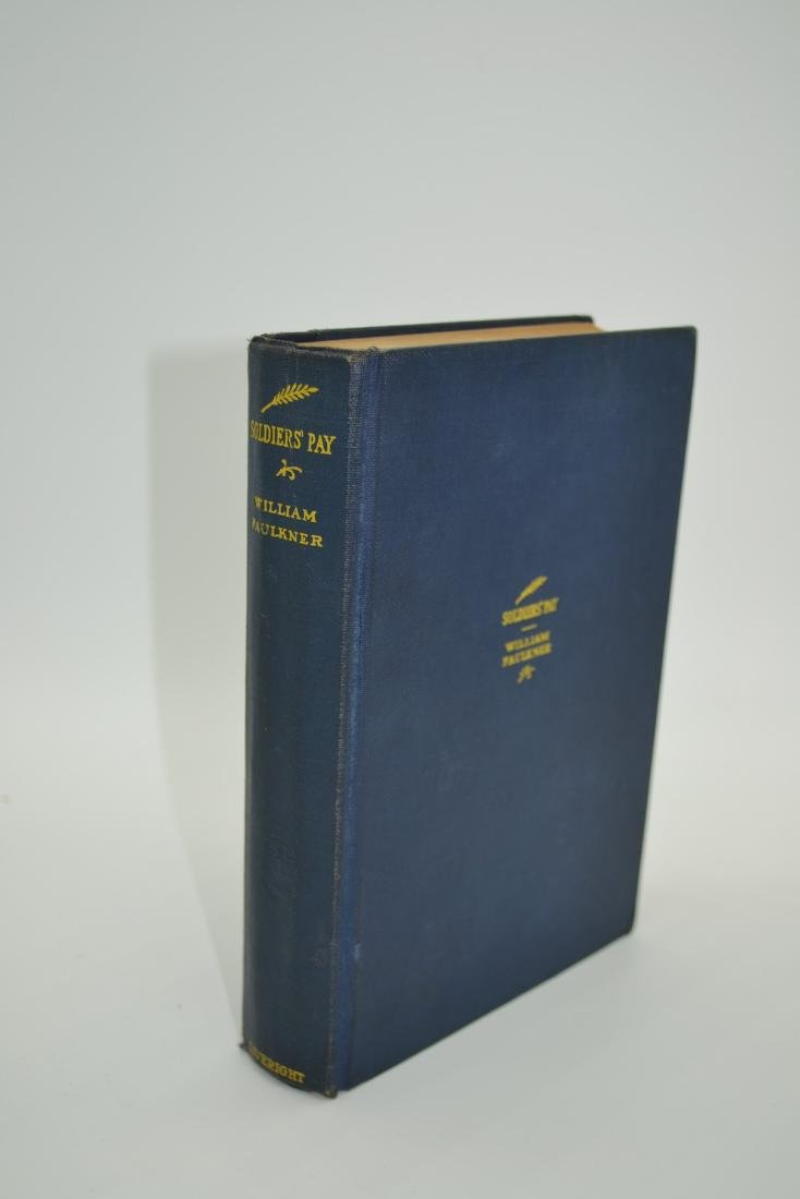 Soldiers' Pay Faulkner, William 1930