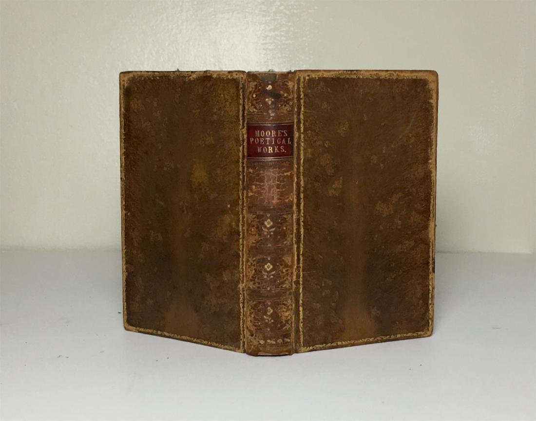 The Poetical Works, 6 volumes Thomas Moore 1869 - 3