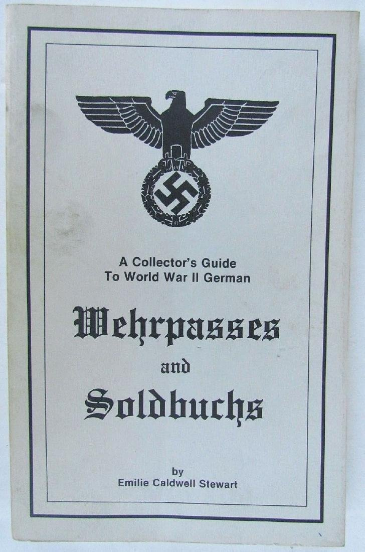 A Collector's Guide to WWII German Wehrpasses