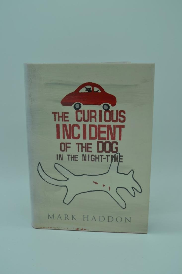 Curious Incident Dog in the Night-Time 2003 First Print