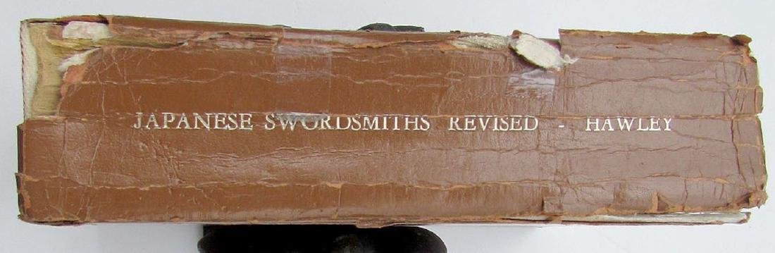 Japanese Swordsmiths Revised 1981 Reference Book