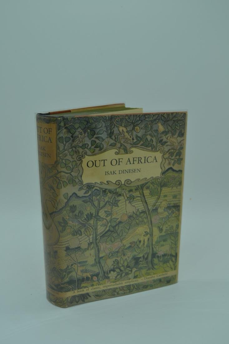 Out of Africa Dinesen, Isak 1938