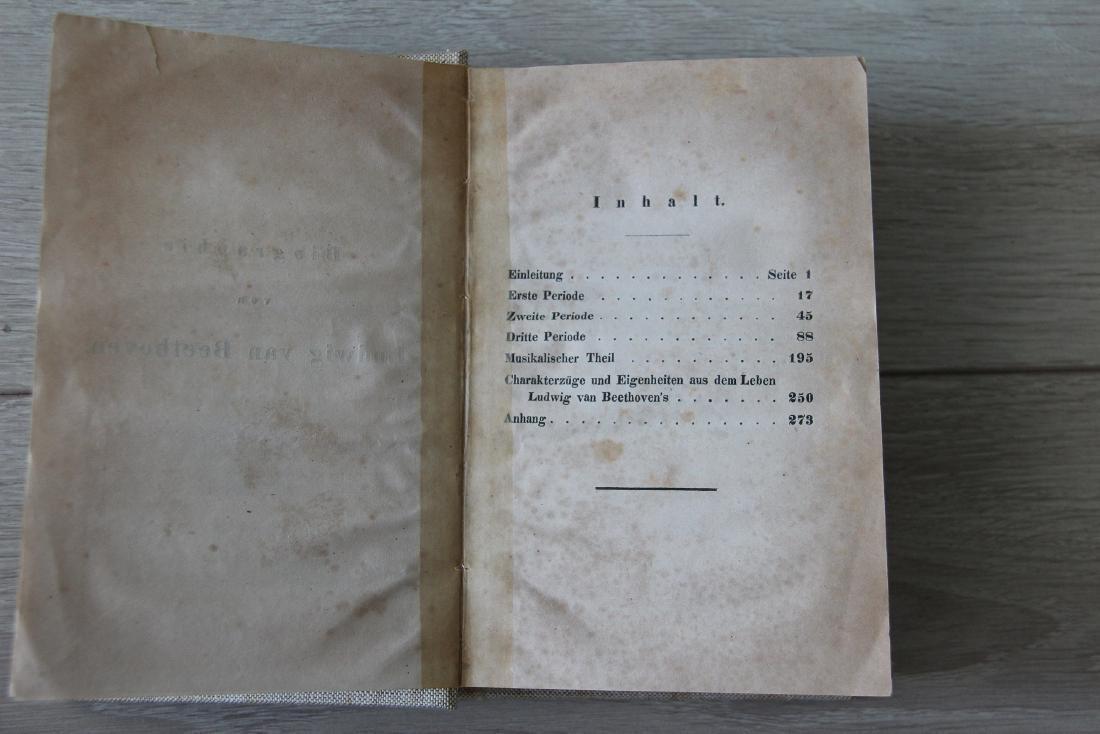 Biography von Ludwig Van Beethoven 1845 2nd Edition - 5