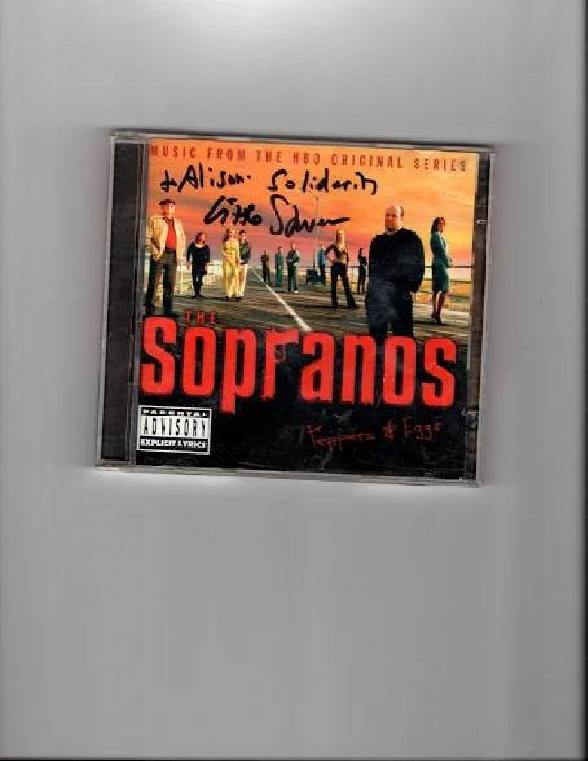 Steven Van Zandt 2001 CD