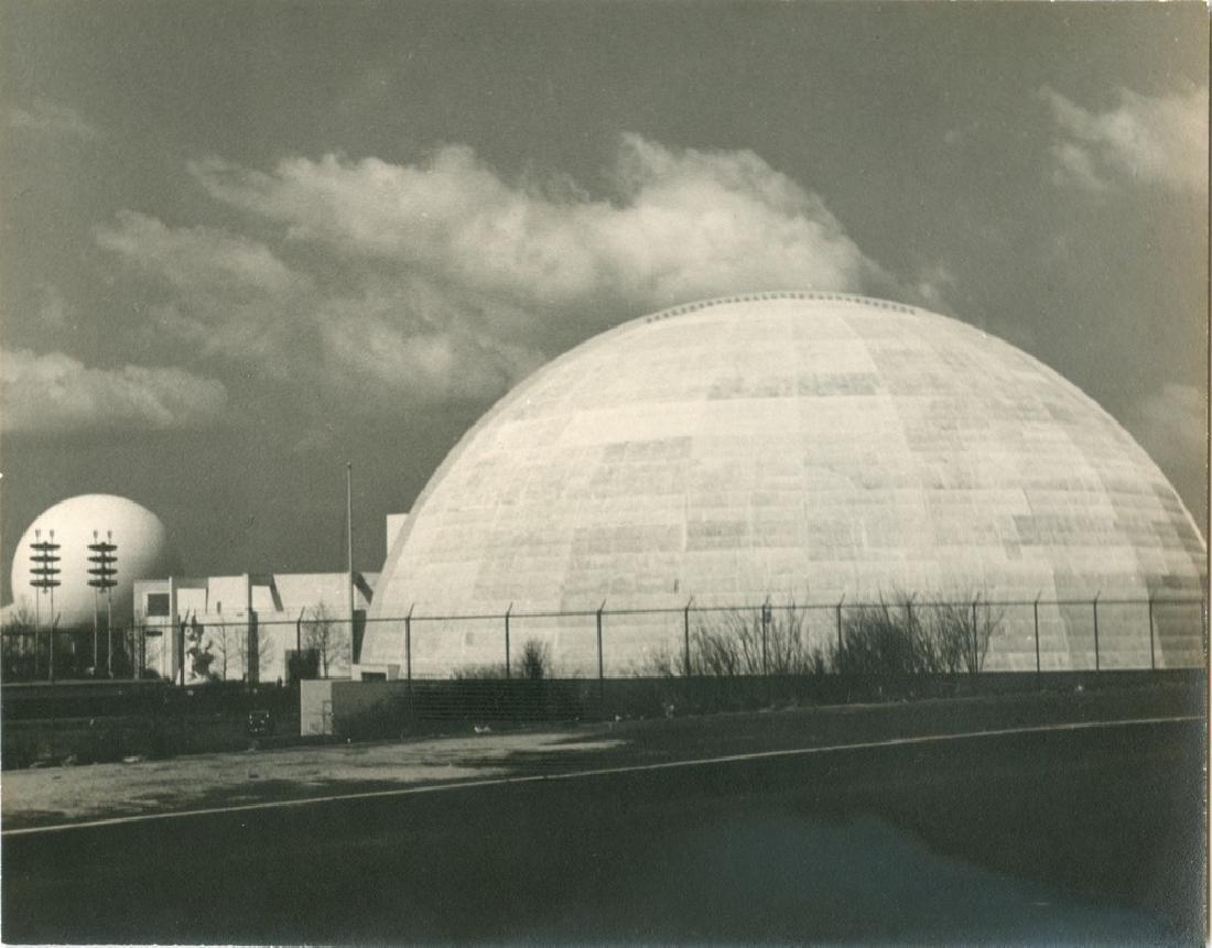 Perisphere 1939 Photograph