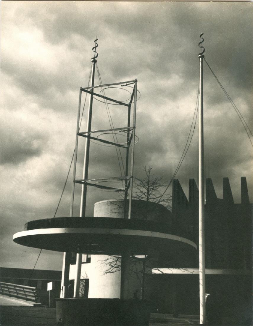 Press Building 1939 Photograph