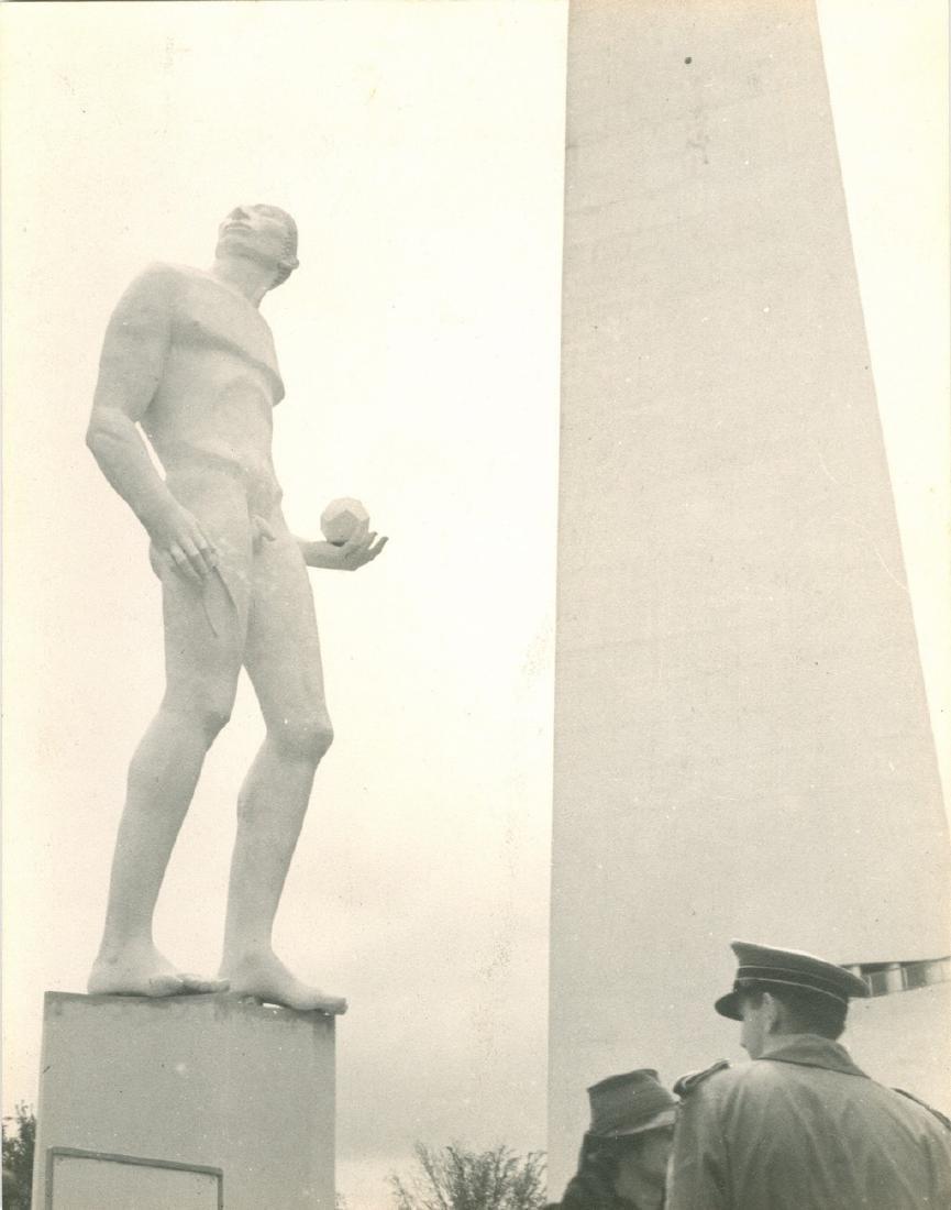 The Astronomer 1939 Photograph