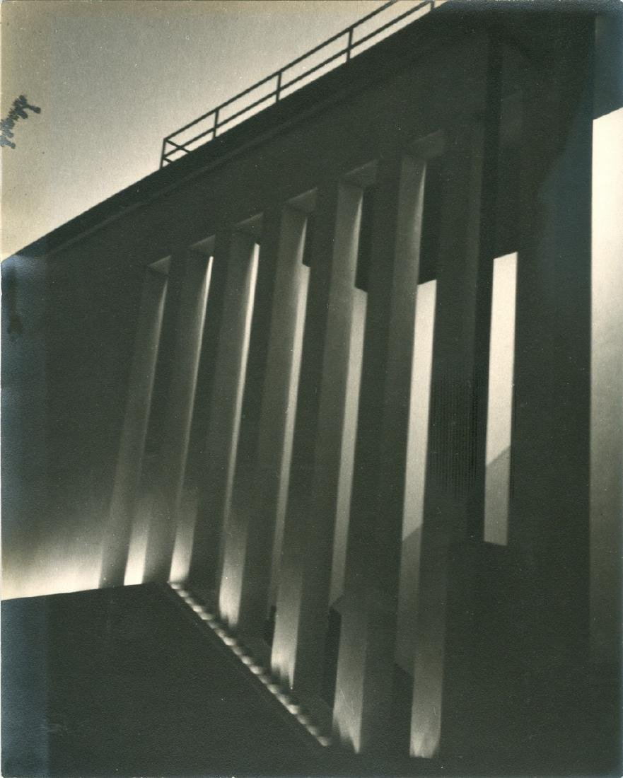 Under the Hellicline 1939 Photograph
