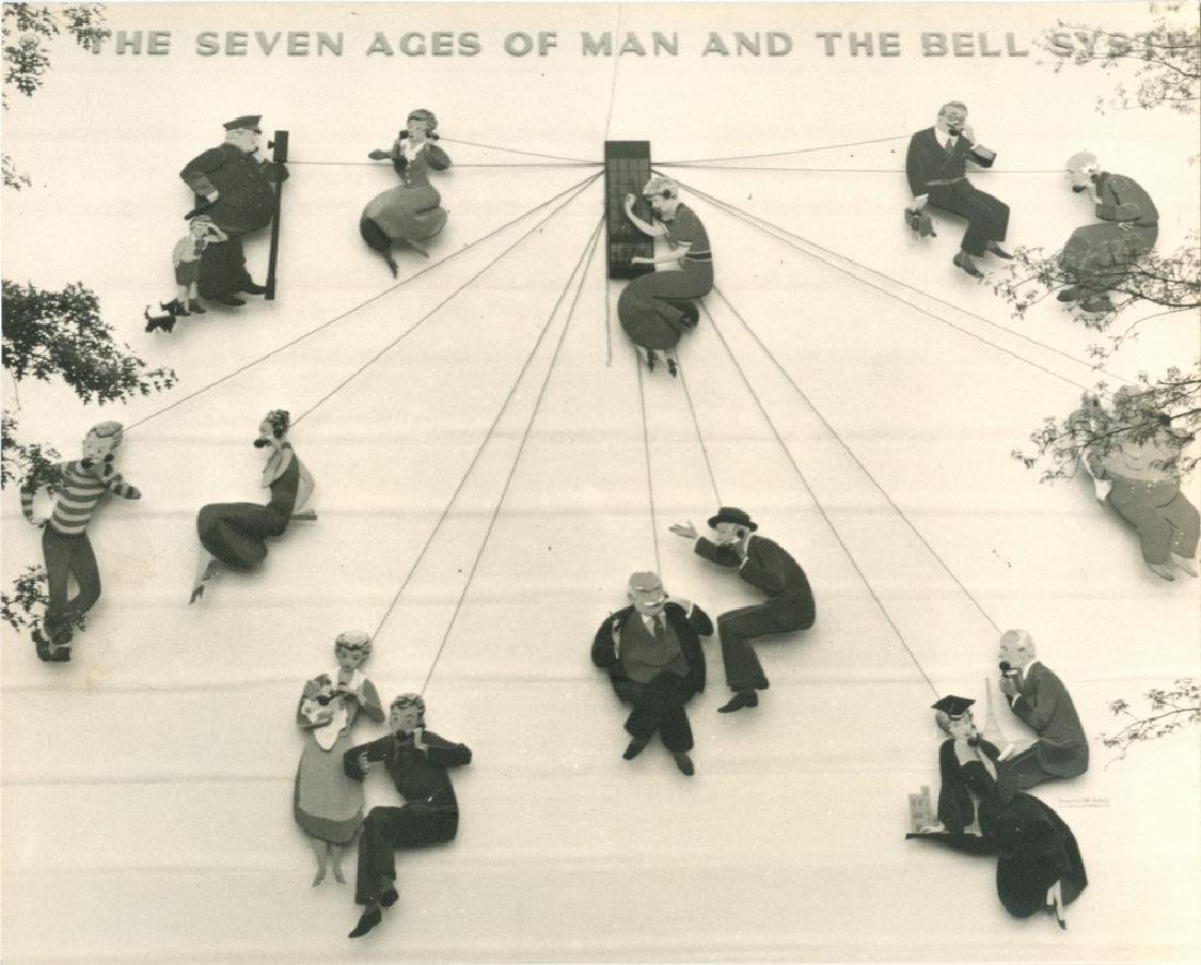 The Seven Ages of Man 1939 Photograph