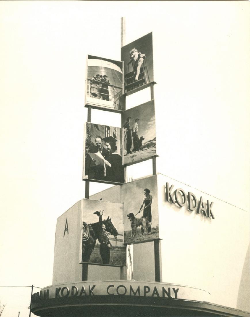 Eastman Kodak Building 1939 Photograph