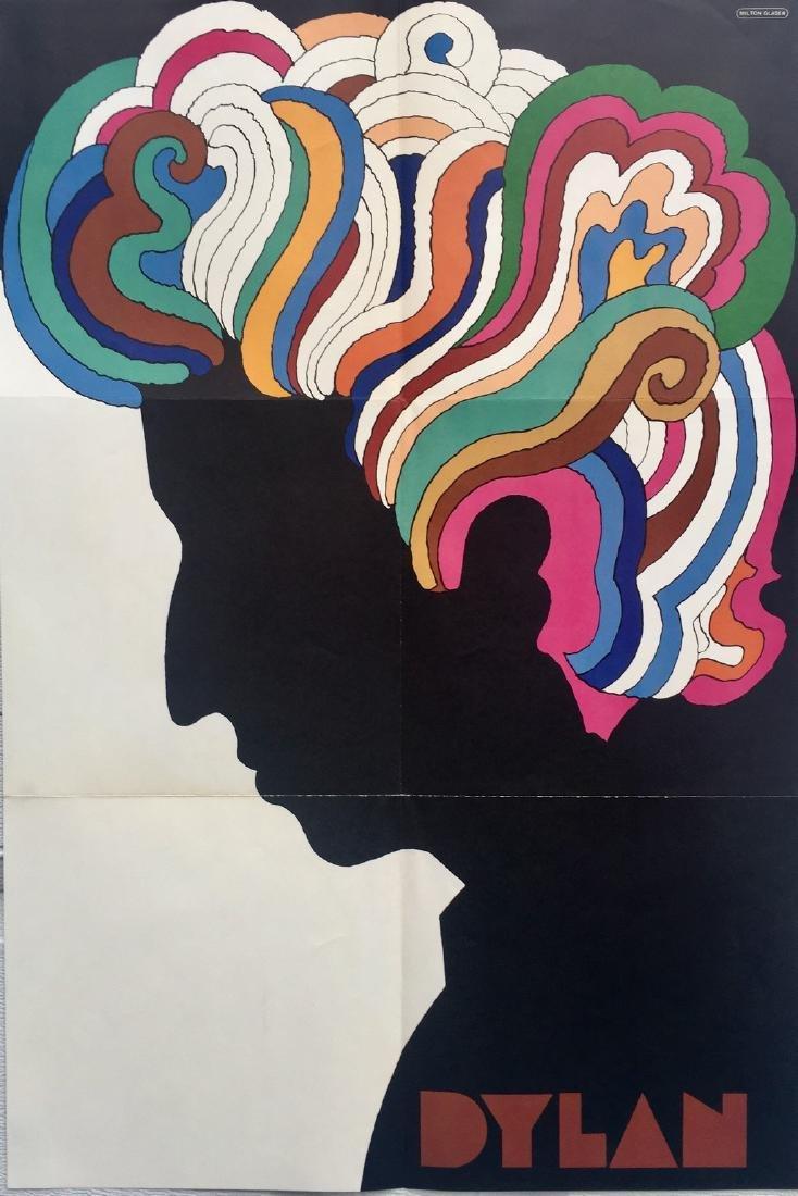 Bob Dylan Poster 1966