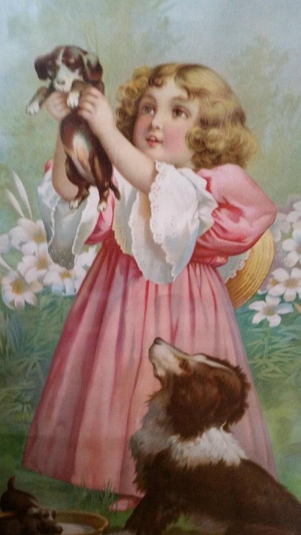 Antique Victorian Soap Print Advertising 19th Century