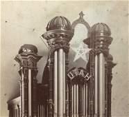 Antique c1900 Mormon Tabernacle Organ Salt Lake City UT