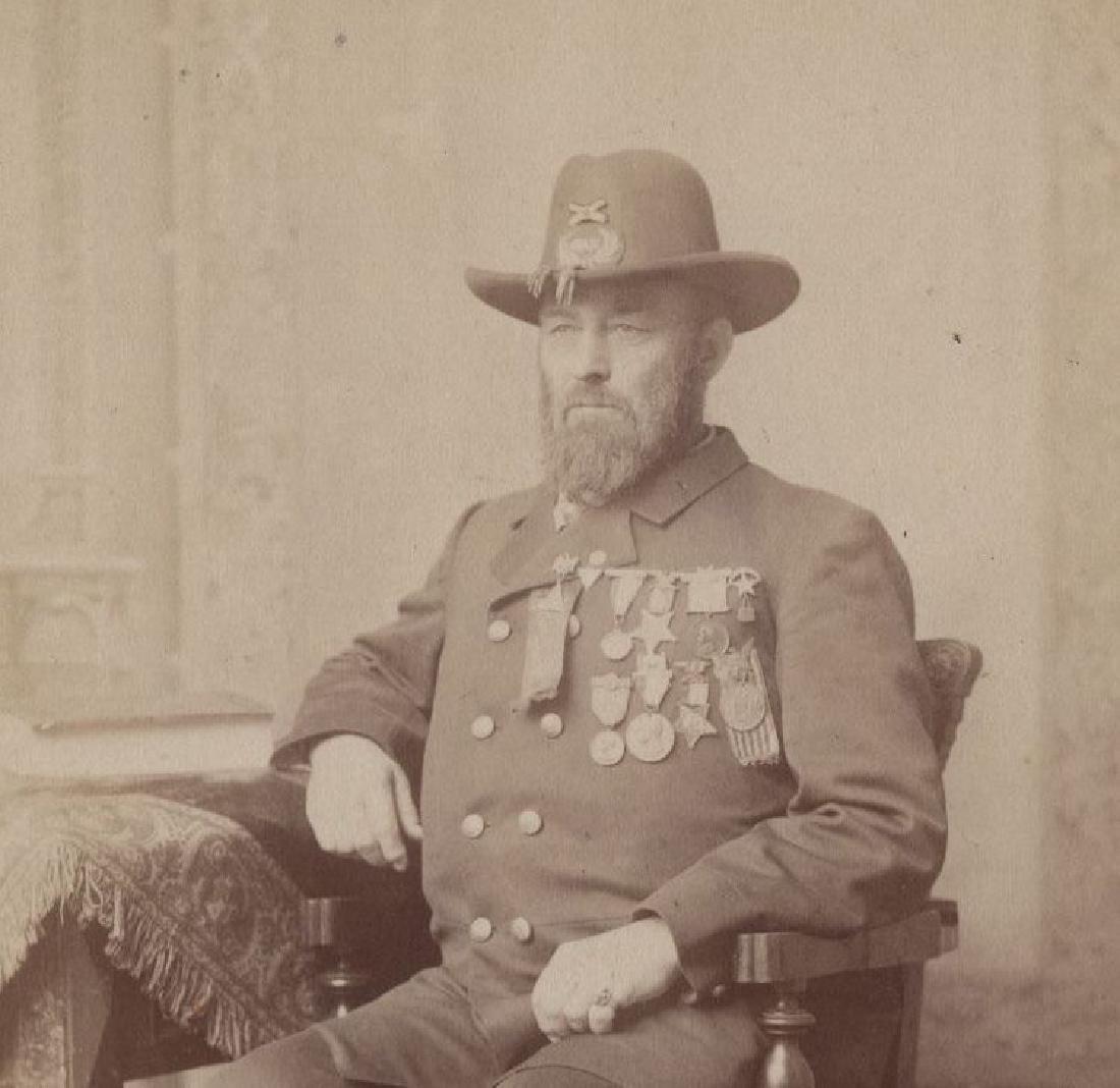 Antique Medal of Honor Civil War GAR Veteran Missouri