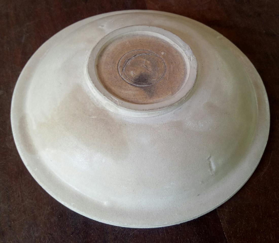 Antique Annamese Porcelain Dish, c1500 - 2