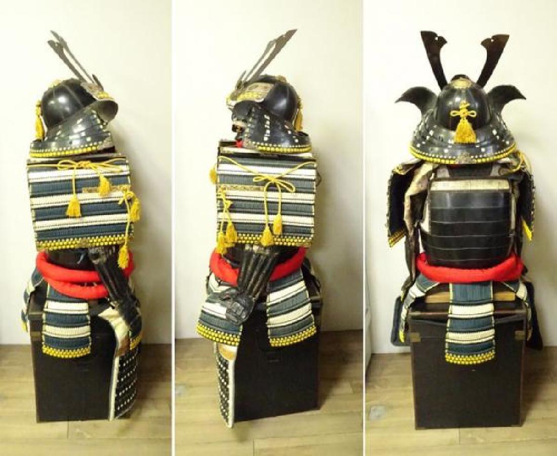 Japanese Showa Samurai Armor - 4