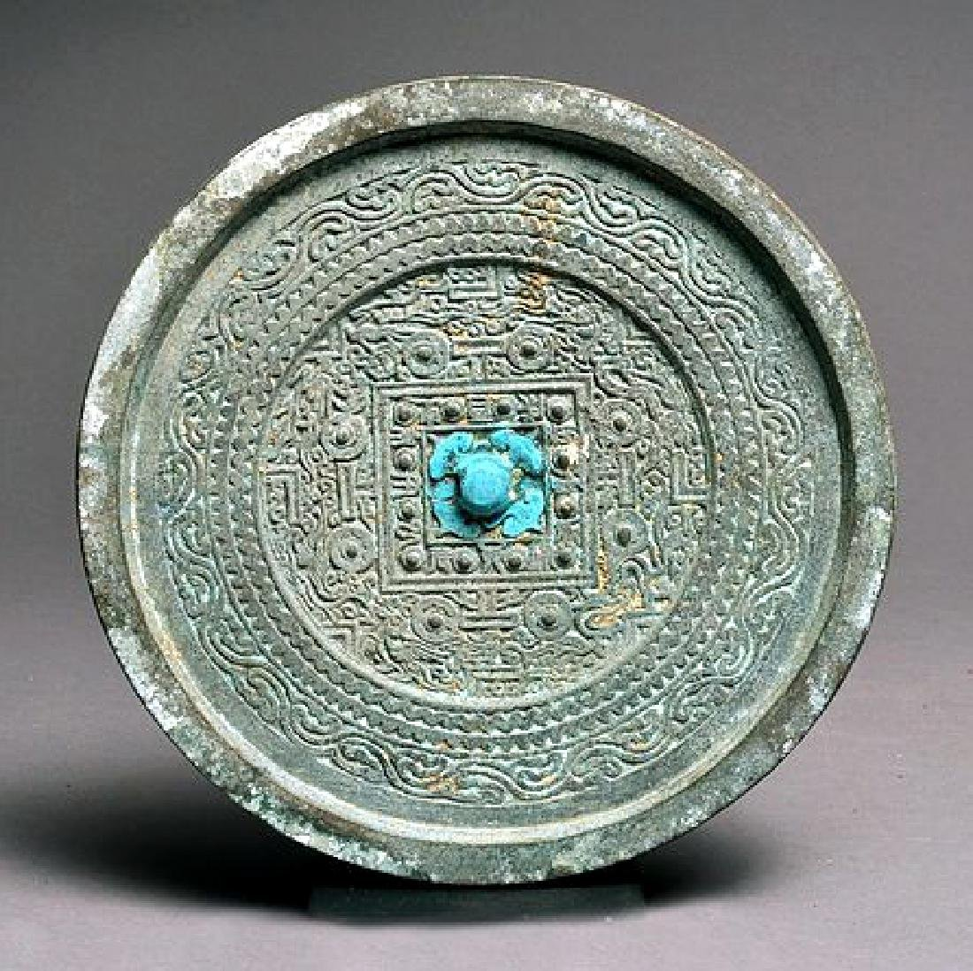 China, Tang Mirror