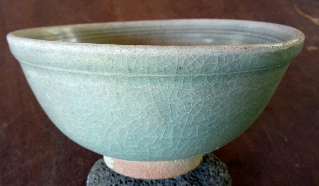 Antique Stoneware Annamese Dish, c1500
