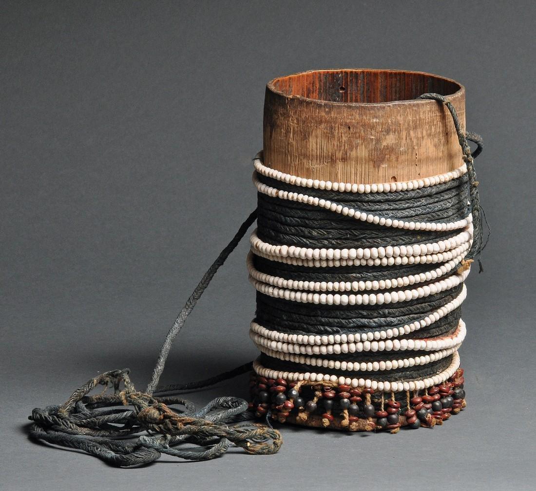 Karen Bamboo Bead container