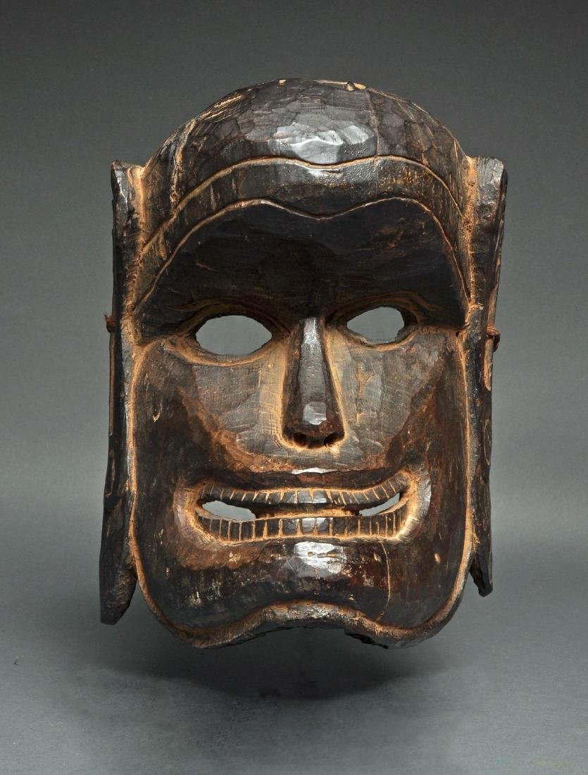 Nepal Hanuman Mask