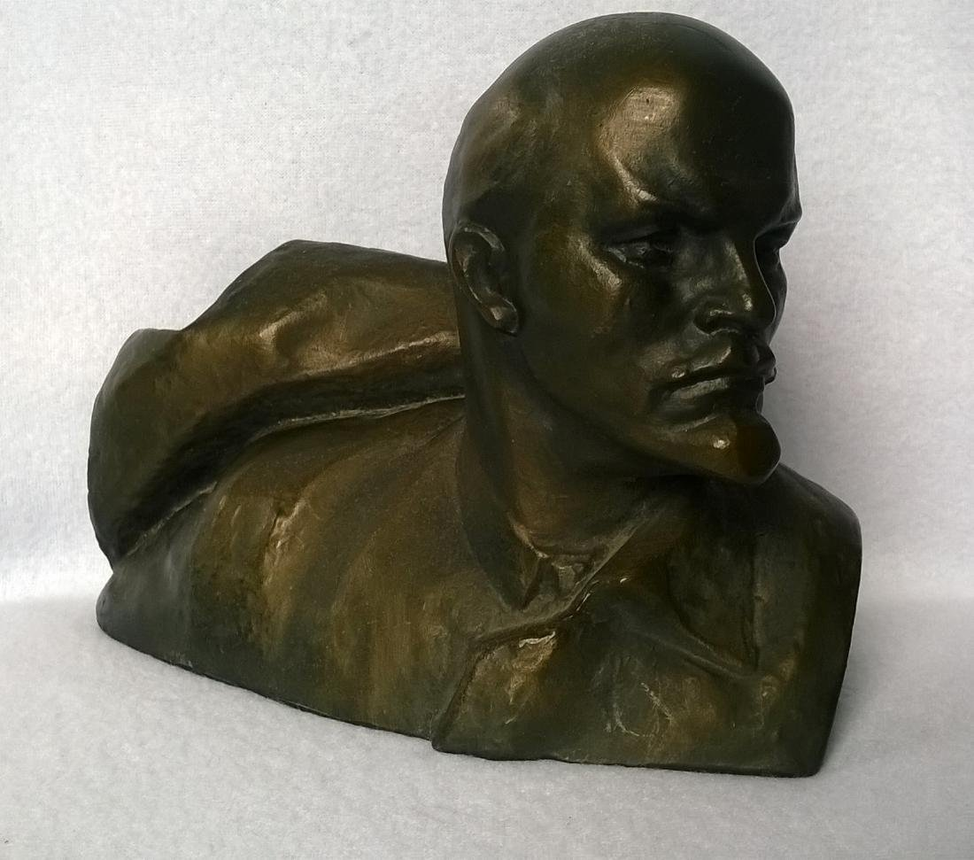 Author's Sculpture - Russian Soviet USSR Leader
