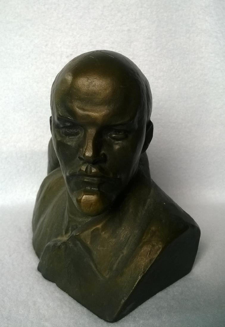 Author's Sculpture - Russian Soviet USSR Leader - 3