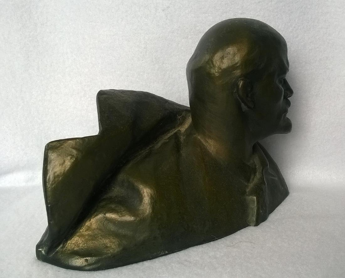 Author's Sculpture - Russian Soviet USSR Leader - 5