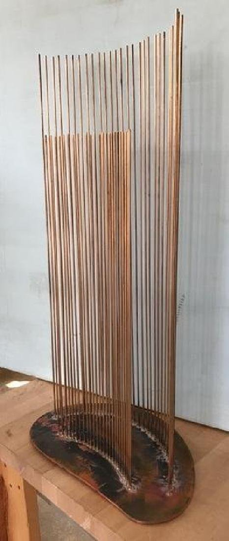 Sculpture Bertoia, Beryllium-copper rods