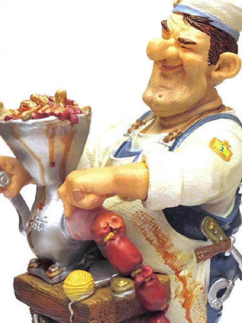 Profisti Collection: Butcher statue - 2