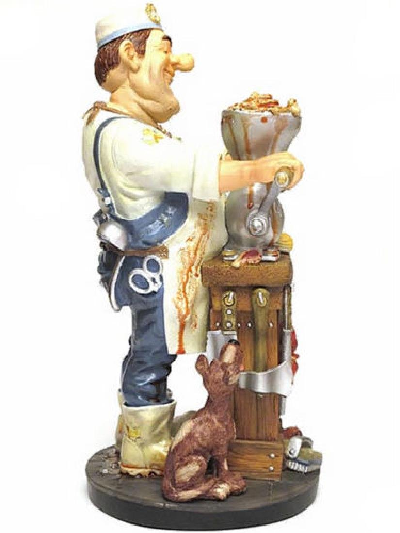 Profisti Collection: Butcher statue - 5
