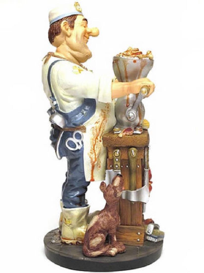 Profisti Collection: Butcher statue - 5