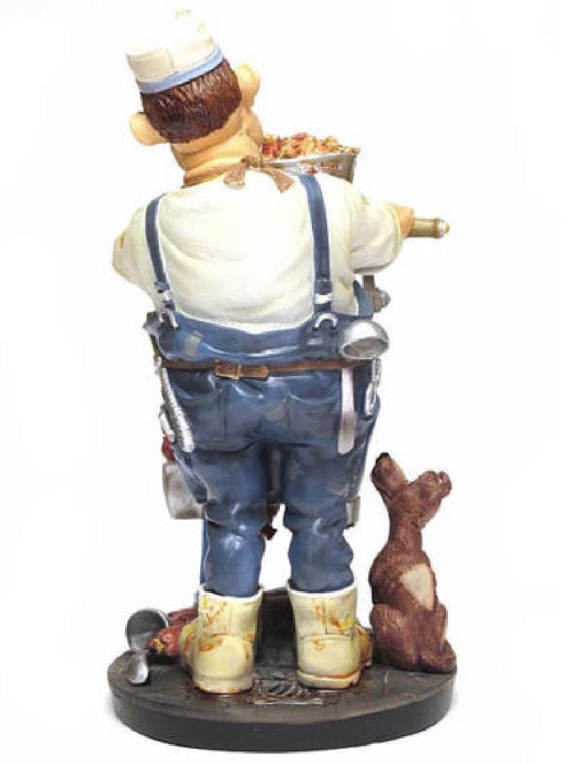 Profisti Collection: Butcher statue - 6