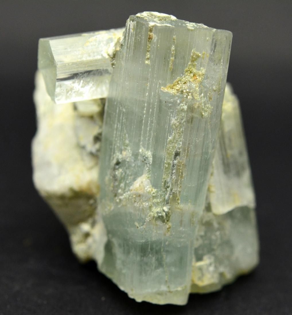 Natural Aquamarine Spceimen - 4