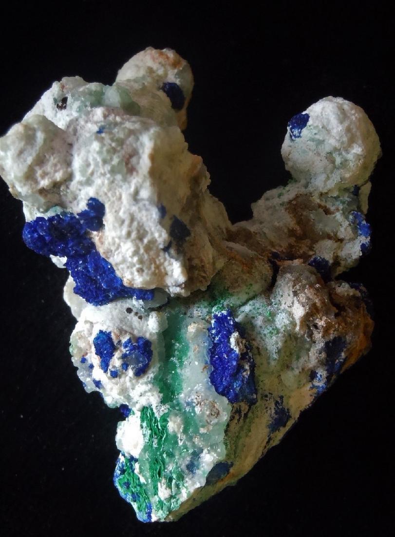 Azurite, Conichalcite & Malachite - 5