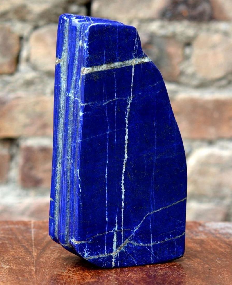 Natural LapiS Lazuli Polish Tumble