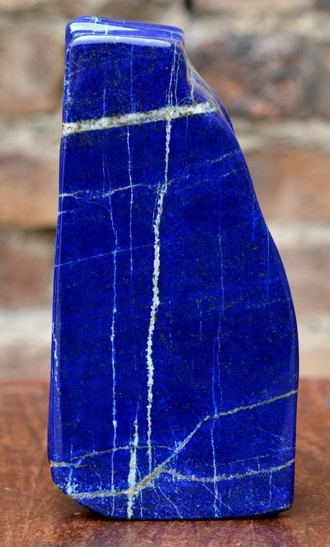 Natural LapiS Lazuli Polish Tumble - 4