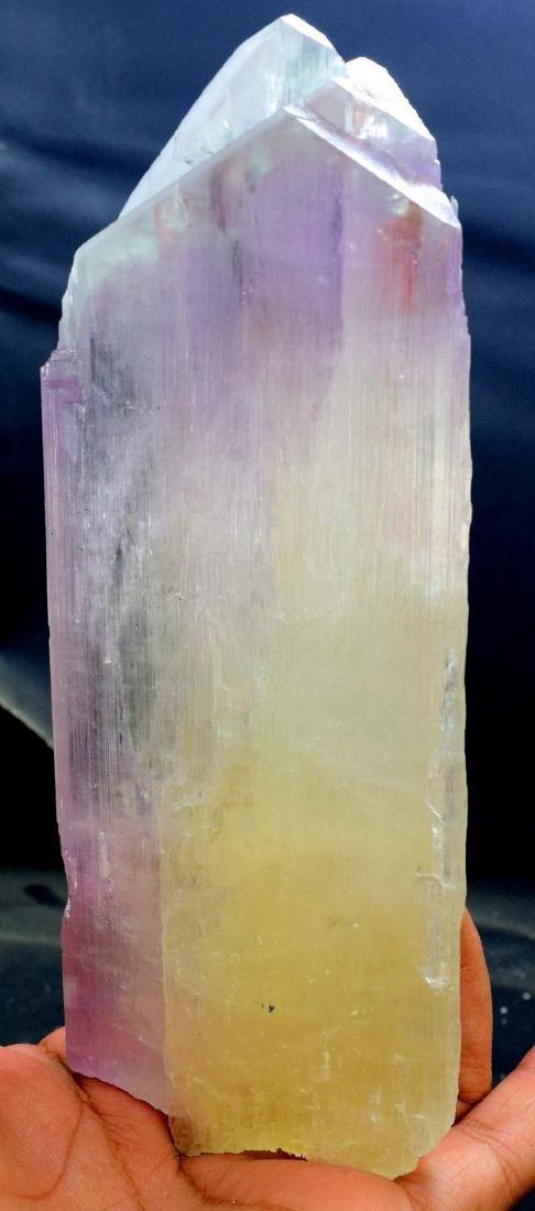 638 Gram V-shape Terminated & Undamaged Bi-Color