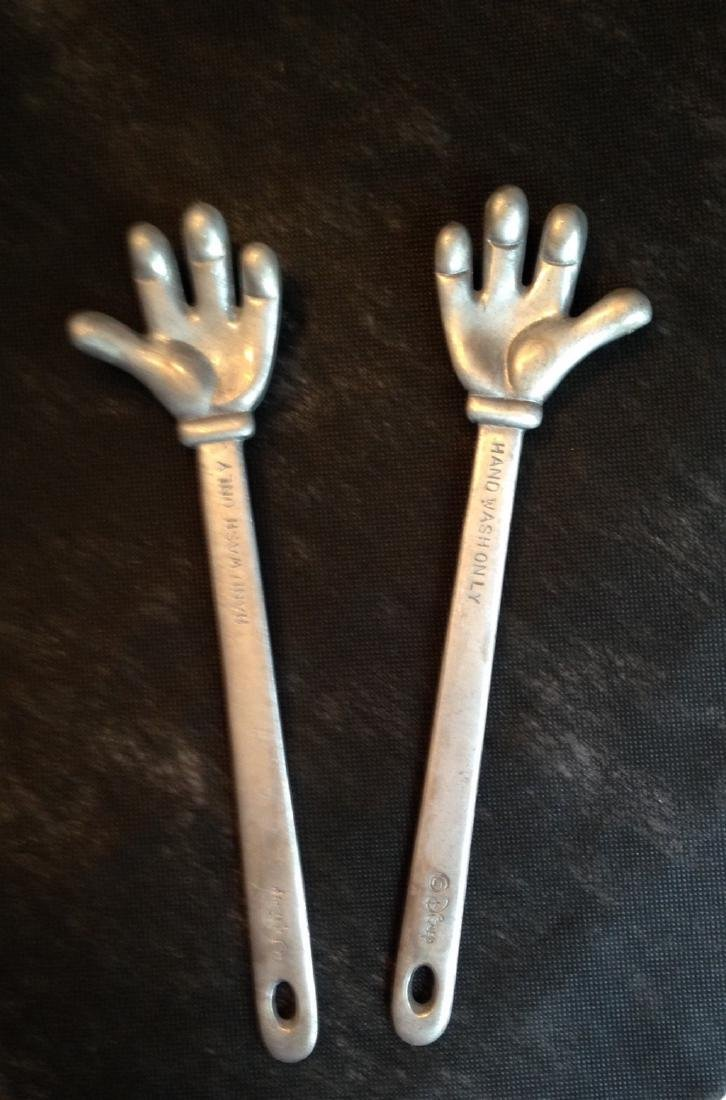 Mickey Mouse Serving Utensils