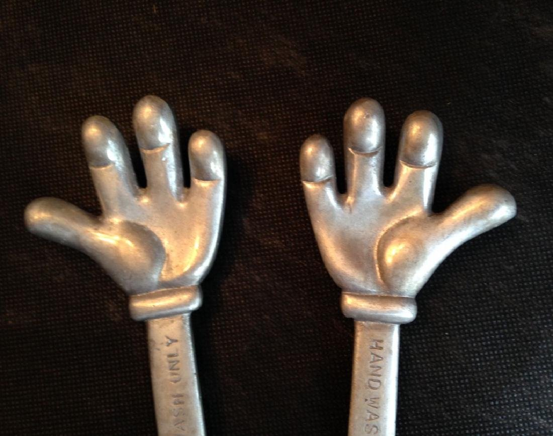 Mickey Mouse Serving Utensils - 4