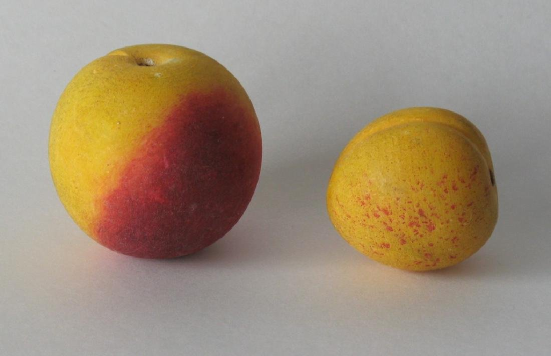 Two Pieces of Miniature Stone Fruit - 2