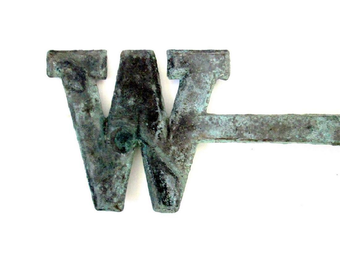 Vintage Weathervane Directionals - 2